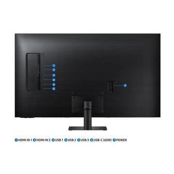 Samsung LS43AM700UUXEN 43
