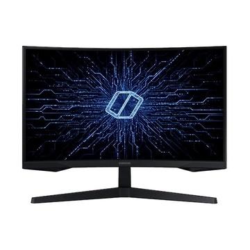"""Samsung Odyssey C27G55TQWU 27"""" WQHD 1ms Curvo 144Hz Nero"""