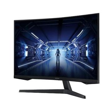 Samsung Odyssey C32G55TQWU Quad HD Nero