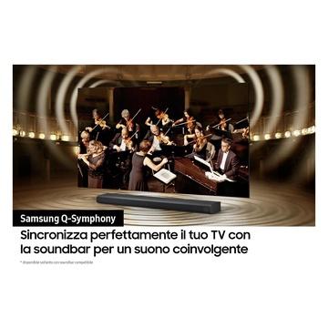 """Samsung QE50LS03AA The Frame 4K 50"""" Smart TV Wi-Fi Black 2021"""