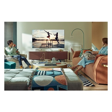 """Samsung QE75QN90A Neo QLED 4K 75"""" Smart TV Wi-Fi Titan Black 2021"""