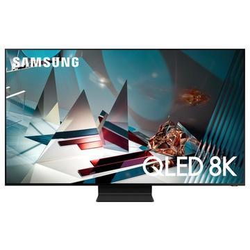 """Samsung Series 8 QE82Q800TAT 82"""" 8K Ultra HD Smart TV Wi-Fi Nero"""