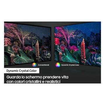 """Samsung Series 8 TV Crystal UHD 4K 50"""" UE50AU8070 Smart TV Wi-Fi 2021 Black"""