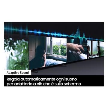 """Samsung Series 8 TV Crystal UHD 4K 55"""" UE55AU8070 Smart TV Wi-Fi 2021 Black"""