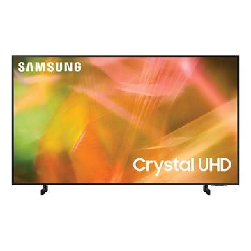 """Samsung Series 8 TV Crystal UHD 4K 85"""" UE85AU8070 Smart TV Wi-Fi 2021 Black"""