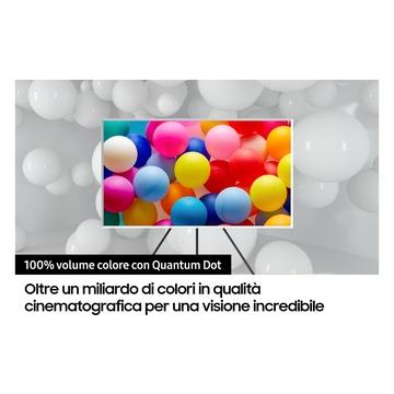 "Samsung The Frame 4K 55"" 55LS03A Smart TV Wi-Fi 2021 Black"