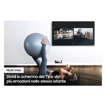 "Samsung TV The Frame 4K 75"" 75LS03A Smart TV Wi-Fi Black 2021"
