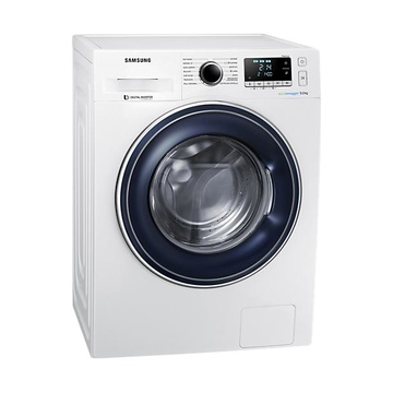 Samsung WW90J5426FW - Lavatrice libera installazione Motore Digital Inverter, Eco Pulizia Cestello, Capacità Lavaggio 9kg, Classe A++ -40%