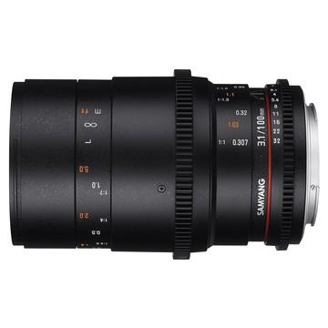 Samyang 100mm t/3.1 VDSLR ED UMC MACRO Canon M