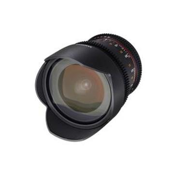 Samyang 10mm t/3.1 VDSLR ED AS NCS CS II Canon M