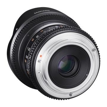 Samyang 12mm t/3.1 VDSLR Fish-eye Sony E-Mount