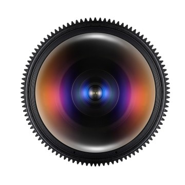 Samyang 12mm t/3.1 VDSLR Fish-eye Sony