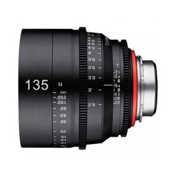 Samyang 135mm t/2.2 FF Cinema Xeen Canon