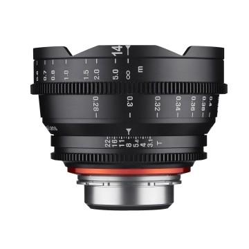 Samyang 14mm t/3.1 FF Cinema Xeen Nikon