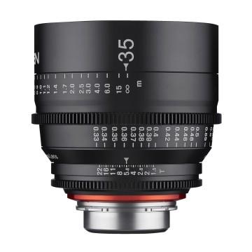 Samyang 35mm t/1.5 FF Cinema Xeen Nikon