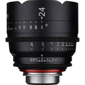 Samyang 24mm t/1.5 FF Cinema Xeen Canon