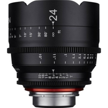 Samyang 24mm t/1.5 FF Cinema Xeen Nikon