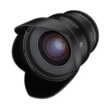 Samyang 24mm t/1.5 II Sony E-Mount