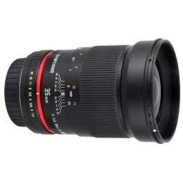 Samyang 35mm f/1.4 AS UMC Nikon F