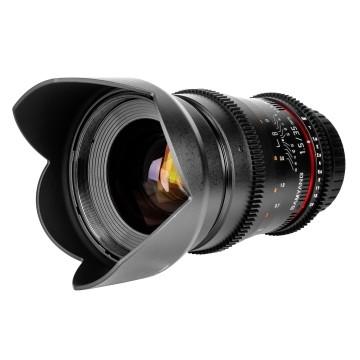 Samyang 35mm t/1.5 VDSLR II AS UMC Canon
