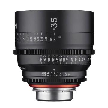 Samyang 35mm t/1.5 FF Cinema Xeen Canon