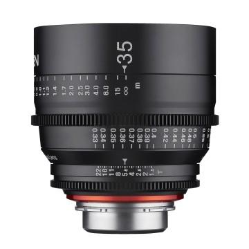 Samyang 35mm t/1.5 FF Cinema Xeen Sony E-Mount