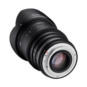 Samyang 35mm t/1.5 II Canon M
