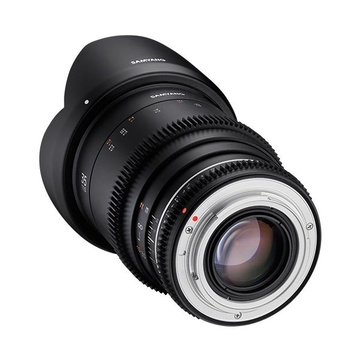 Samyang 35mm t/1.5 II Canon