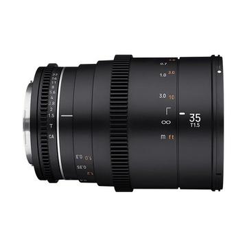 Samyang 35mm t/1.5 II Micro 4/3