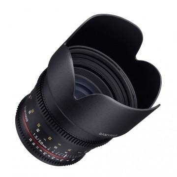 Samyang 50mm t/1.5 VDSLR Sony