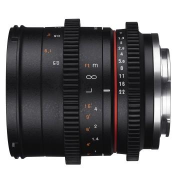 Samyang 50mm T/1.3 AS UMC CS Fuji X