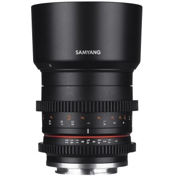 Samyang 50mm T/1.3 AS UMC CS Sony E-Mount SIGILLO APERTO