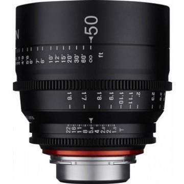 Samyang 50mm t/1.5 FF Cinema Xeen Sony E-Mount