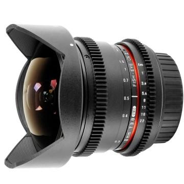 Samyang 8mm t/3.8 VDSLR UMC CSII Fuji X