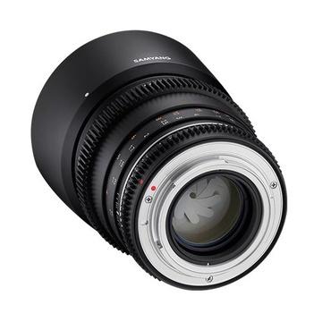Samyang 85mm t/1.5 VDSLR II Canon