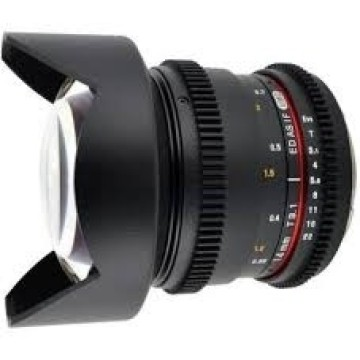 Samyang 14mm t/3.1 VDSLR II ED AS IF UMC Canon