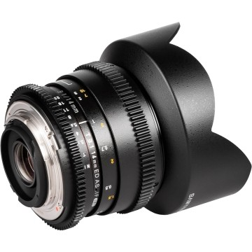 Samyang 14mm t/3.1 VDSLR ED AS IF UMC Nikon