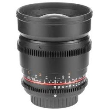 Samyang 16mm t/2.2 VDSLR ED AS UMC CS Nikon