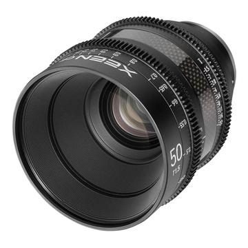 Samyang Xeen CF 50mm t/1.5 FF Cine Canon