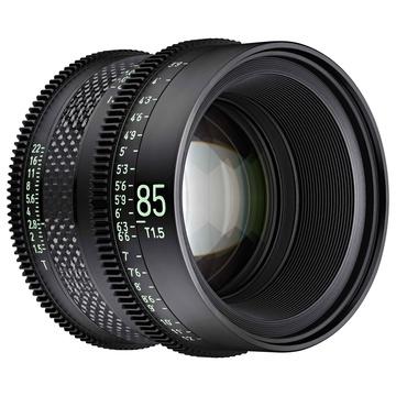 Samyang Xeen CF 85mm t/1.5 FF Cine Canon