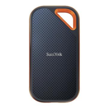 SanDisk Extreme PRO Portable 2 TB Nero