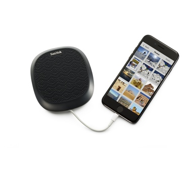 SanDisk iXpand Nero docking station per iPhone/iPad 256GB