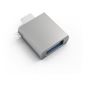 Satechi Adattatore Convertitore Connettore Alta velocità Tipo C in Alluminio da Maschio a Femmina USB 3.0