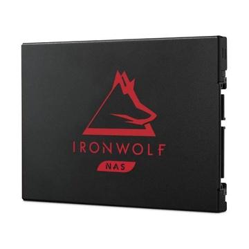 """Seagate IronWolf 125 2.5"""" 500 GB SATA III 3D TLC"""