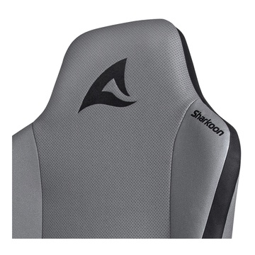 Sharkoon SKILLER SGS40 Pelle Grigio
