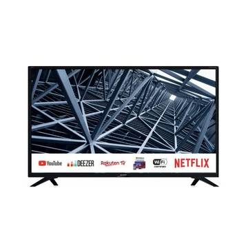 """Sharp 32BC4E TV 32"""" HD Smart TV Wi-Fi Nero"""