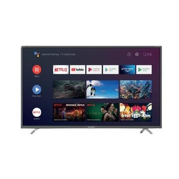 "Sharp 43BL2EA 43"" 4K Ultra HD Smart TV Wi-Fi Grigio"