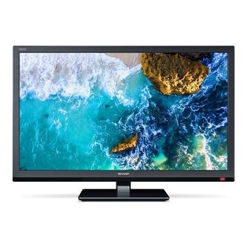 """Sharp Aquos 24BC0E 24"""" HD Smart TV Wi-Fi Nero"""