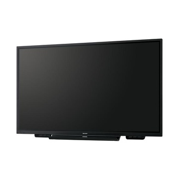 "Sharp PN-75TH1 75"" LCD 4K Ultra HD Touch Nero"