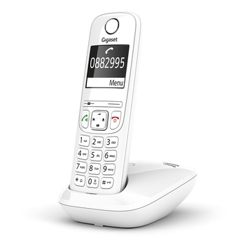 Siemens AS690 Identificatore di chiamata Bianco